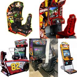 Racing Arcade Multi Pic