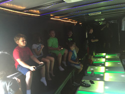 Party Trailer Inside