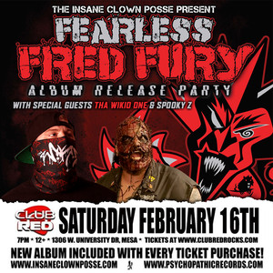FFF CD Release Party