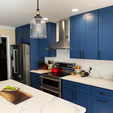 Butler Kitchen Remodel