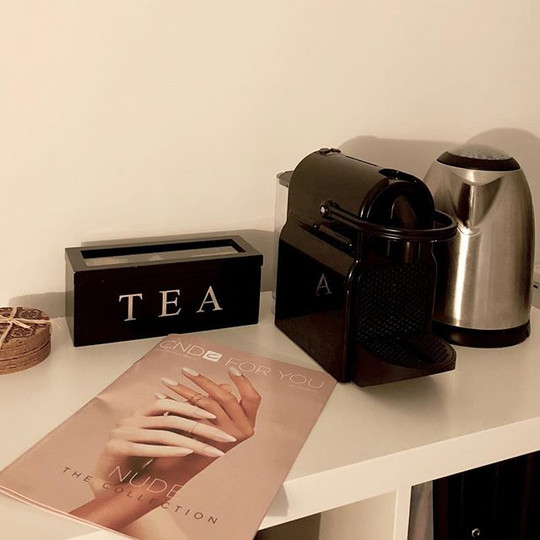 Would you coffee or tea?
