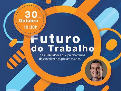 Evento: O futuro do trabalho e as habilidades do futuro
