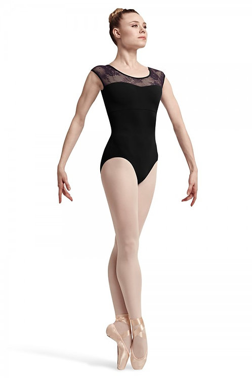 BLOCH - Hava Cap Sleeve Leotard (L7714)