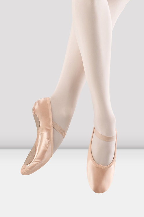BLOCH - Satin Split Sole Ballet Shoes