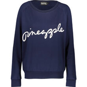 PINEAPPLE - Navy and Pink Sweater