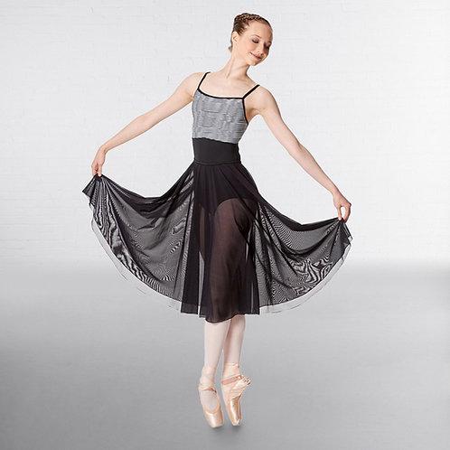 LULLI - Long Mesh Skirt