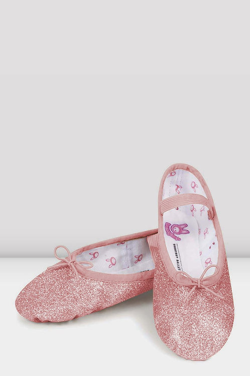BLOCH - Glitter / Sparkle Ballet Shoes