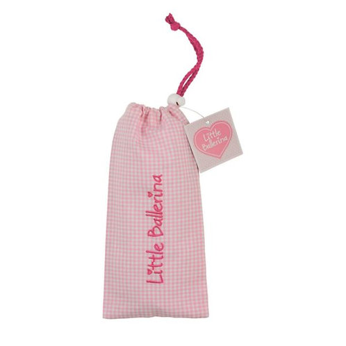 LITTLE BALLERINA -Shoe Bag
