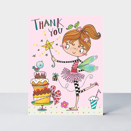 RACHEL ELLEN - Thank You Cards