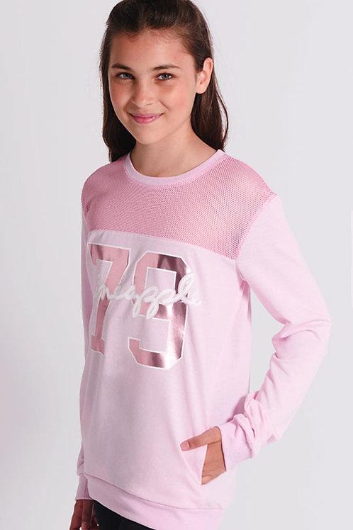 PINEAPPLE - Girls Monster Mesh Sweatshirt