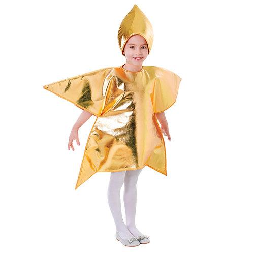 Gold Star Costume