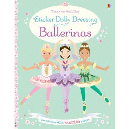 Sticker Dolly Dressing - Ballerinas