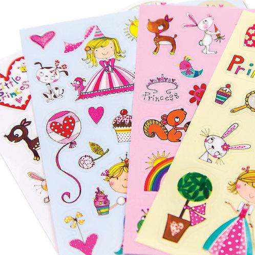 RACHEL ELLEN - Stickers x 80