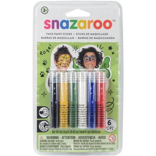 Snazaroo - Face Paint Sticks