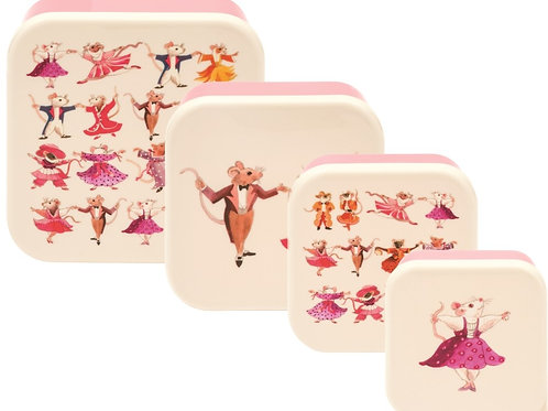 EMMA BRIDGEWATER - Dancing Mice Snackboxes