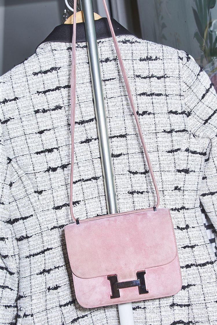 Hermes Constance bag.