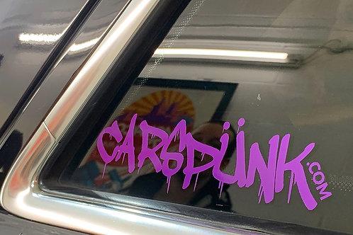 The Graffiti Sticker Ü
