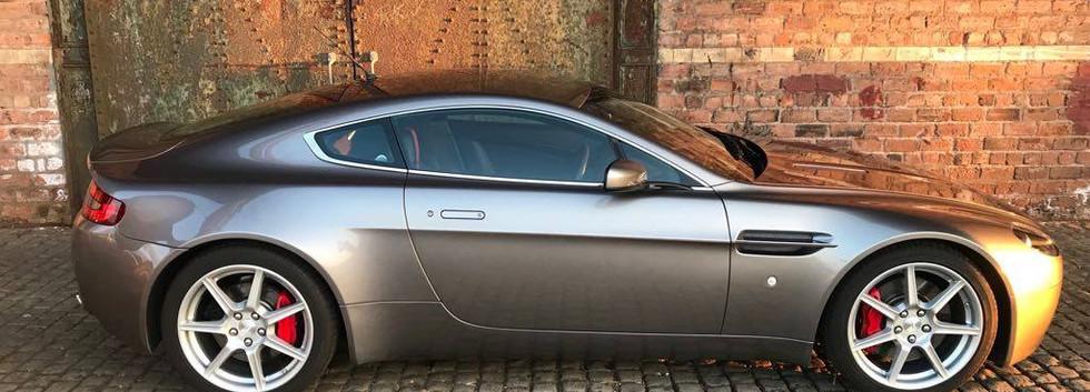 Aston Martin V8 Vantage from £153