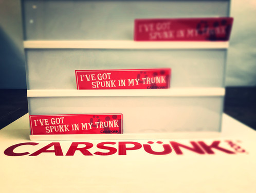 trunk Spunk in your