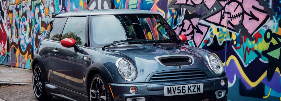 John Cooper Works GP From £43 per day