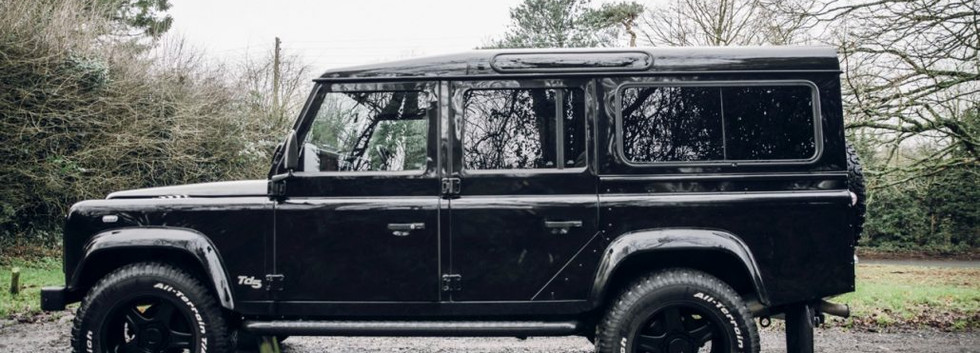 Land Rover Pro Tec Defender from £102 per day