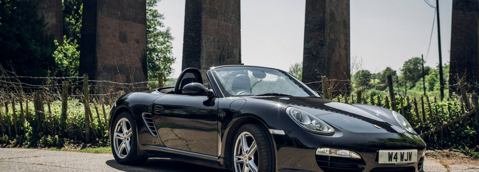 Porsche Boxter S from £64 per day