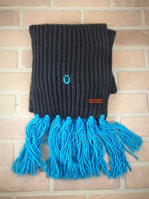 DÜ heavy knit scarf