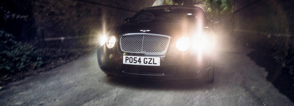 Bentley Continental GT from £102 per day