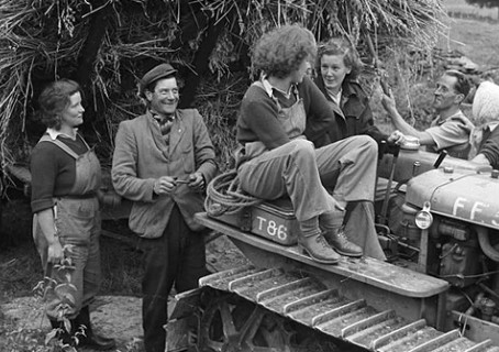 Women's Land Army & Women's Forestry Corps