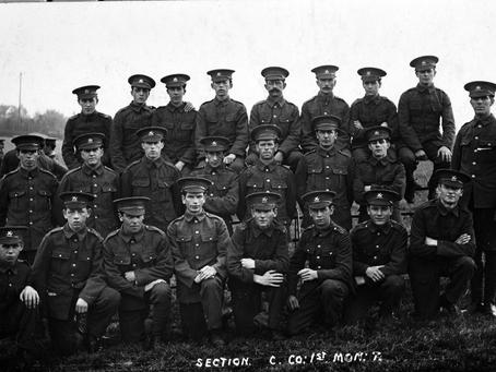 Soldiers' Corner - Arnos Vale