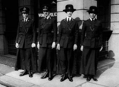 The Role of Women in WW1