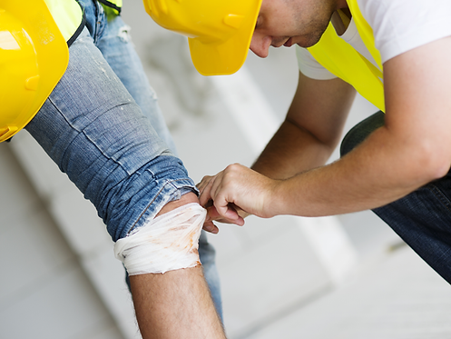 Nimble Course - Accidents in the Workplace (Duration 1 hour)