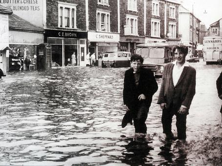 Flooding through the centuries
