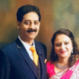 Pradeep and Pooja Jain, Navratan Jewellers