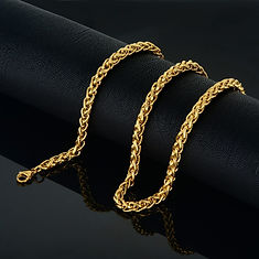 Unisex Chain in Yellow Gold