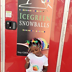 IceGreen Baby Rainbow