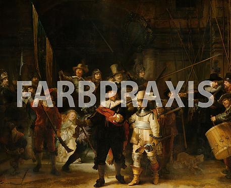 Rembrandt Harmensz van Rijn | Night Watch