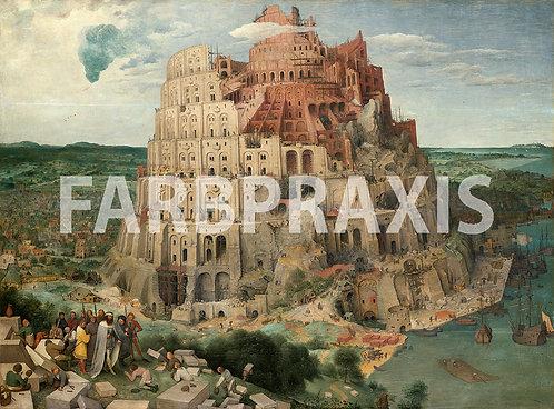 Pieter Bruegel der Ältere | Turmbau zu Babel | 1563