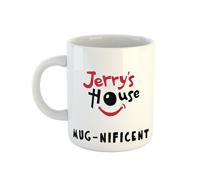 Jerry's House Personalised Funny Mug