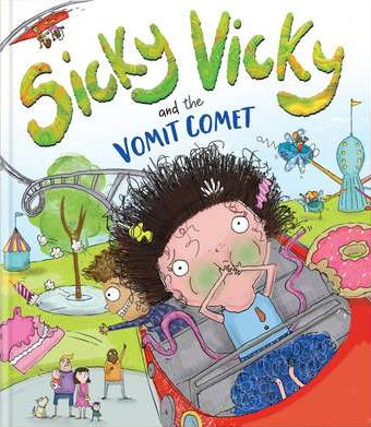 Sicky Vicky and the Comet - Lisa Regan
