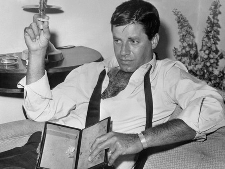 Jerry Lewis - Official statement for his 91st birthday to the world