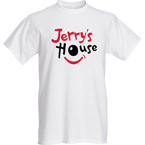 Jerry's House Tee shirts