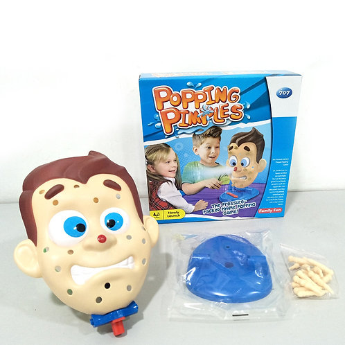 Pimple Kids Funny Board Game