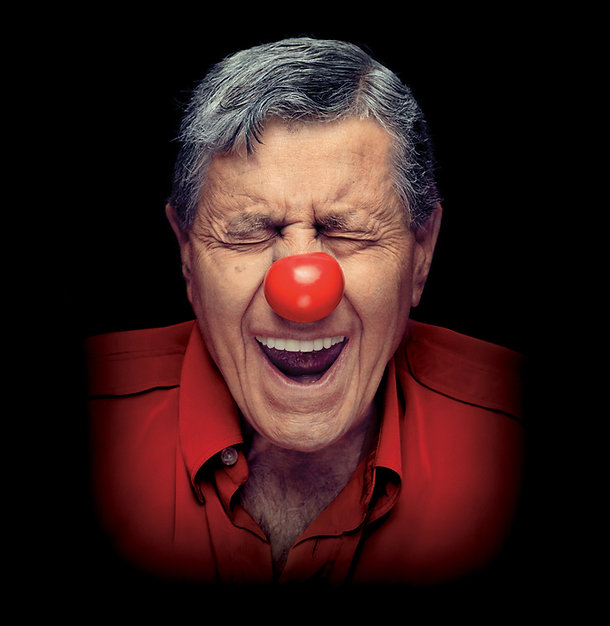 Jerry Lewis Laughing