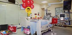 JH Hospital mock up