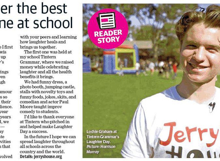 Maroondah Leader Article