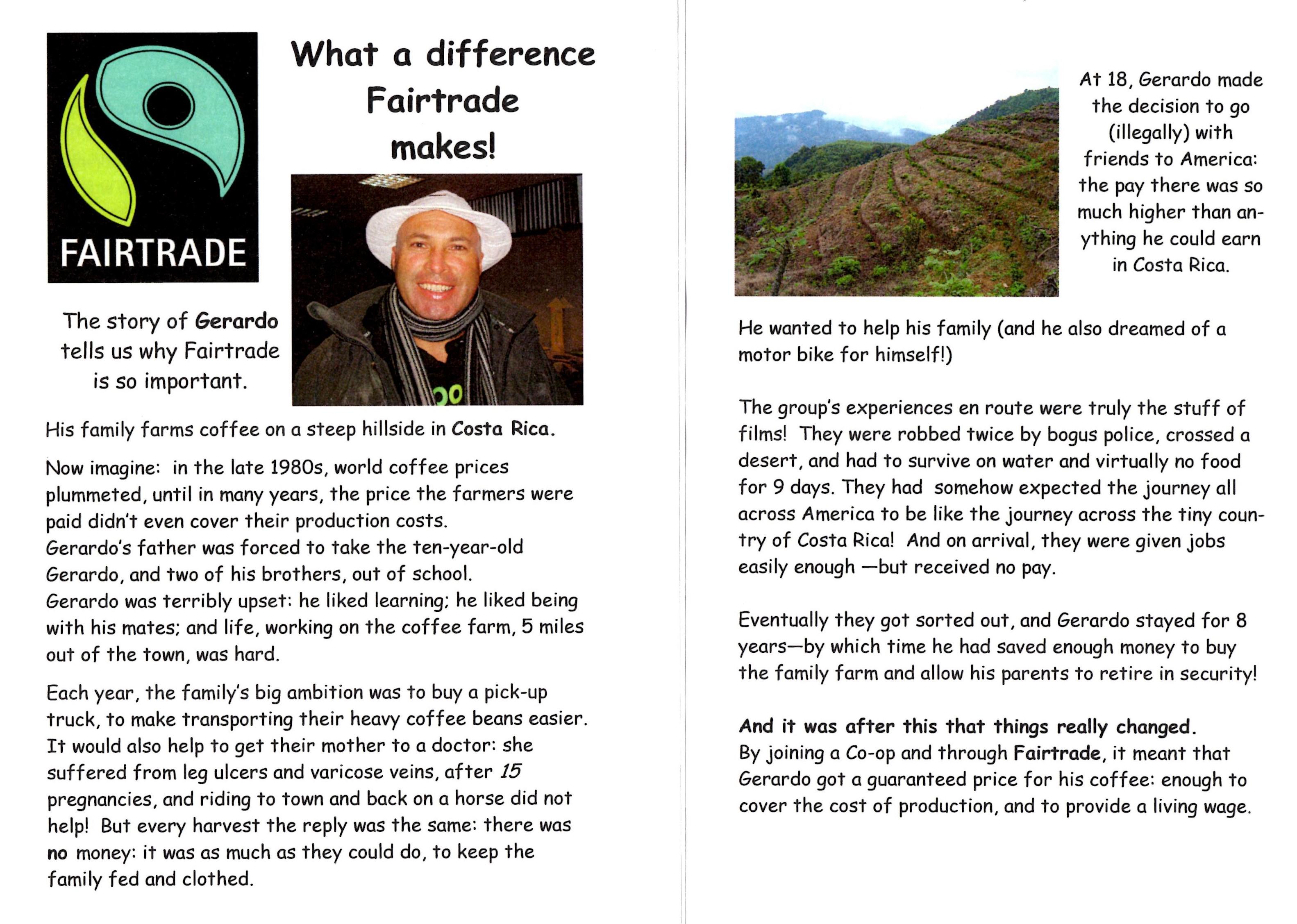 Read Gerrados story Pt.1