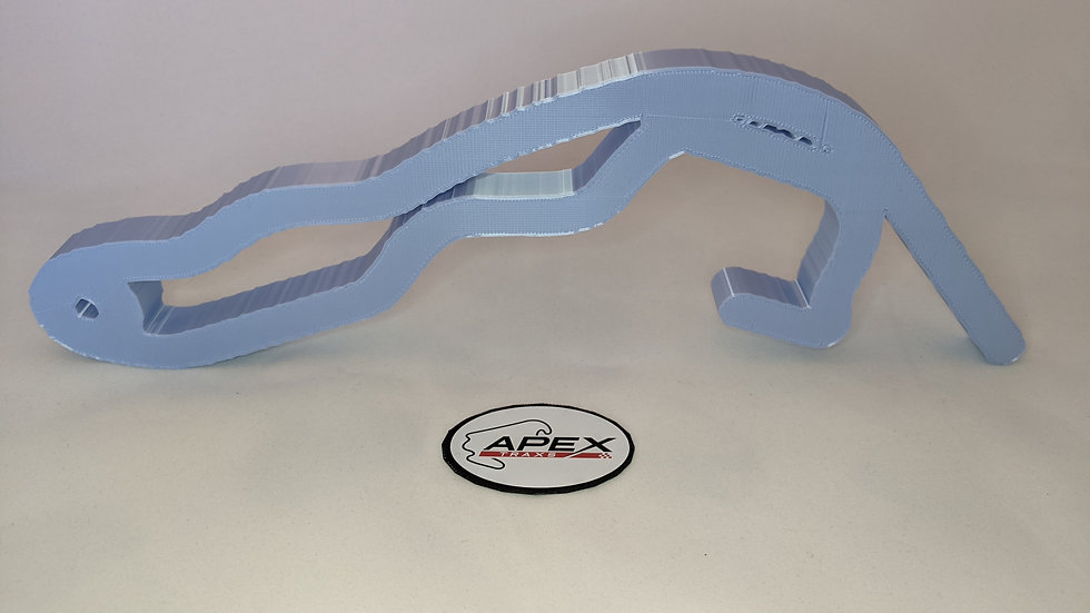 Hethel sprint wall art race track racing circuit layout sculpture desk table motorsport motor wallart circuitart trackart