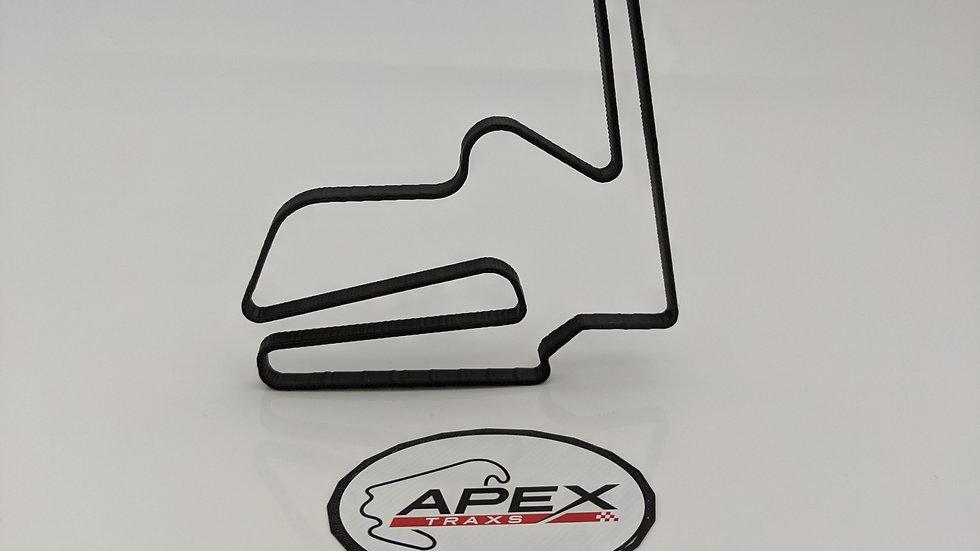 Twin Ring Motegi JAPAN wall art race track racing circuit layout sculpture desk table motorsport motor wallart