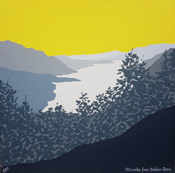 SOLD Ullswater from Seldom Seen
